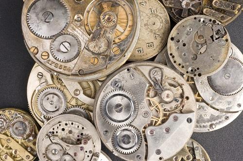 outils d'horlogerie