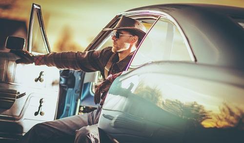 Les vêtements de sport Sir Gentleman Driver